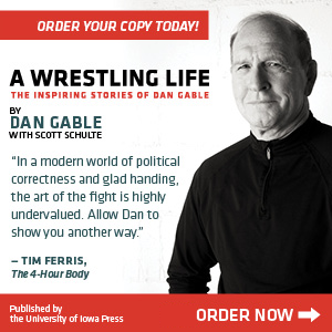 A Wrestling Life - Order Now